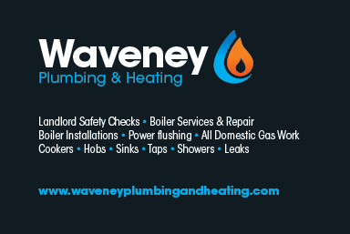 Business cards red dune a previous example of some cards we had designed would be for waveney plumbing heating we had the cards designed alongside the new website release colourmoves